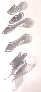 calligraphie San Yiquan / Les secrets du Qi Gong